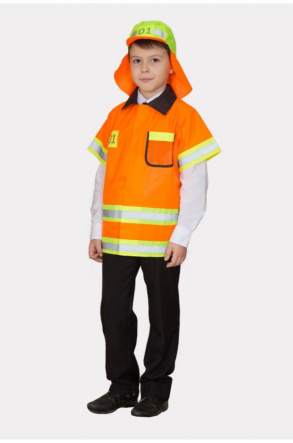 как называется костюм пожарного