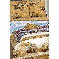КПБ 1,5 сп АртПостель(ART910), цвет: каньон,цветной