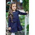 Платьице для девочки Bossa Nova(BN149B187), цвет: синий