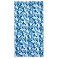 Полотенце вафельное АртПостель(PK80150), цвет: камуфляж,синий