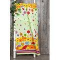 Полотенце вафельное АртПостель(PK80150), цвет: нектар,цветной