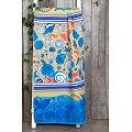 Полотенце вафельное АртПостель(PK80150), цвет: пляж,цветной