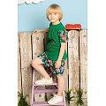Костюм для мальчика Sladikmladik(SM1800), цвет: зеленый