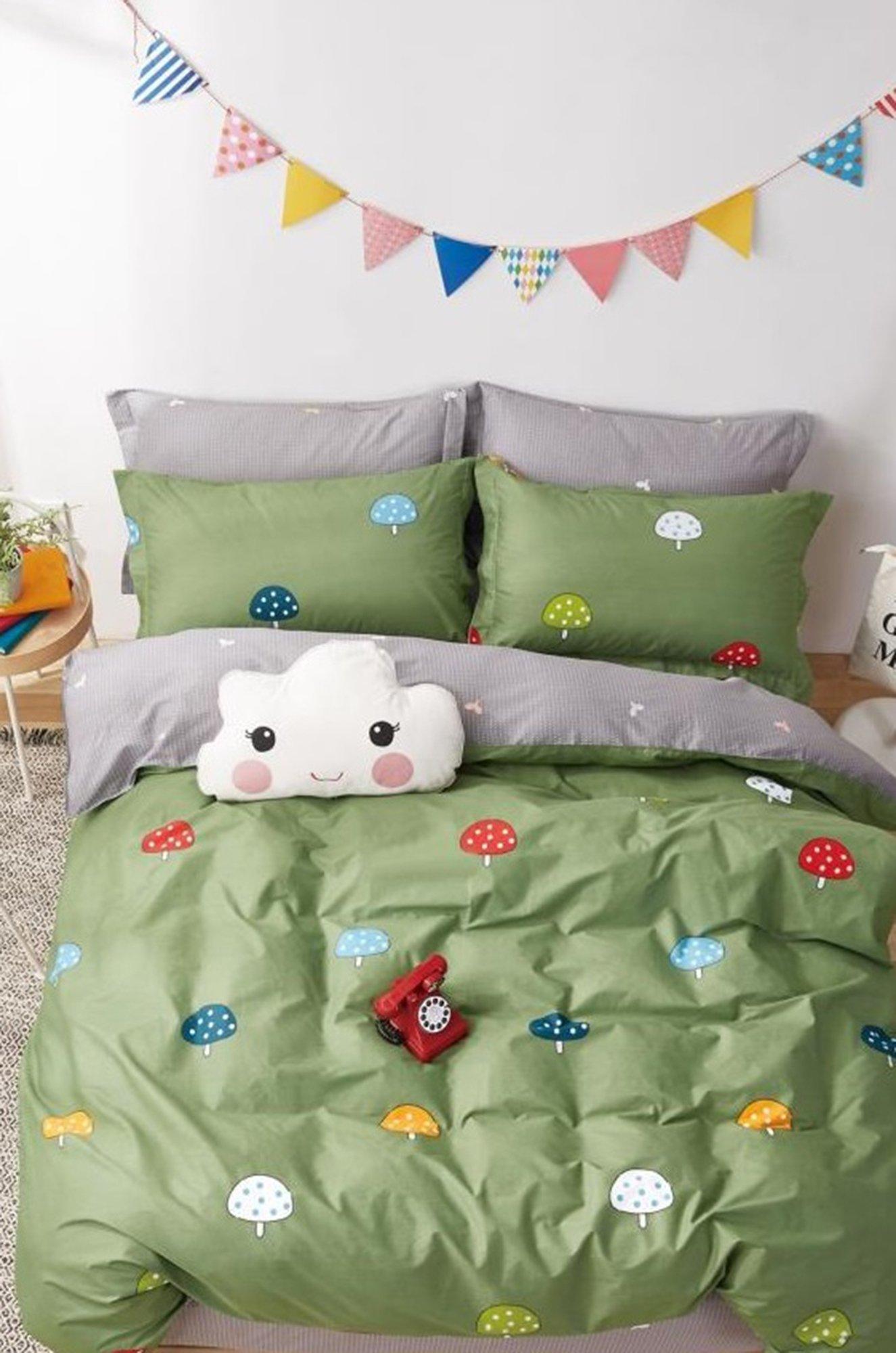 Art Cotton, Детское постельное белье из сатина, 1,5 сп, наволочки 70*70 Art Cotton ARTCT653032 (1700677250)