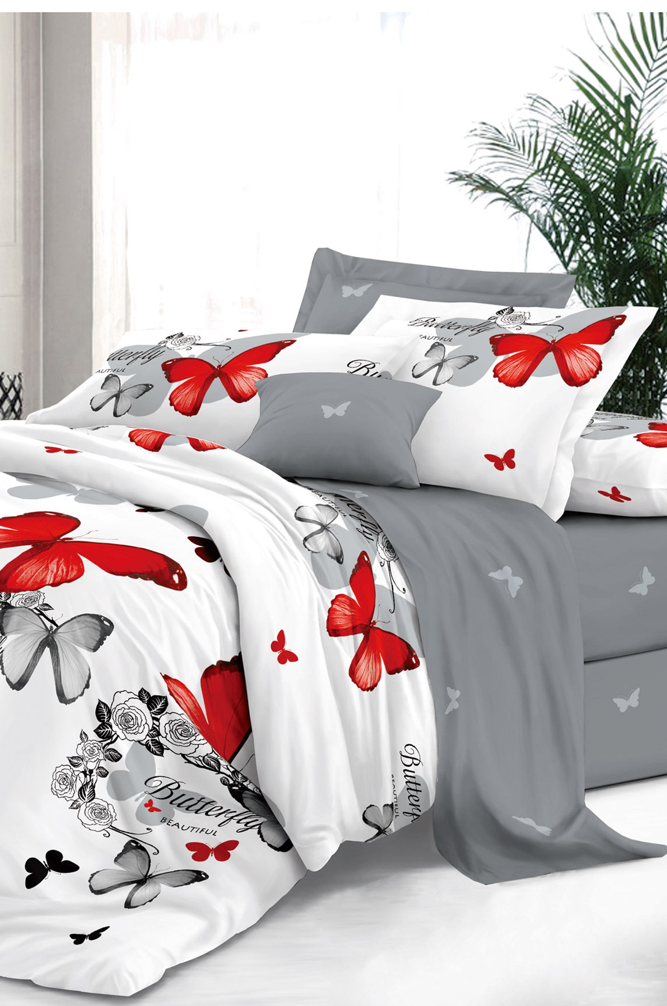 Art Cotton, Постельное белье из сатина, евро, наволочки 70*70 Art Cotton ARTCT658273 (79799814)