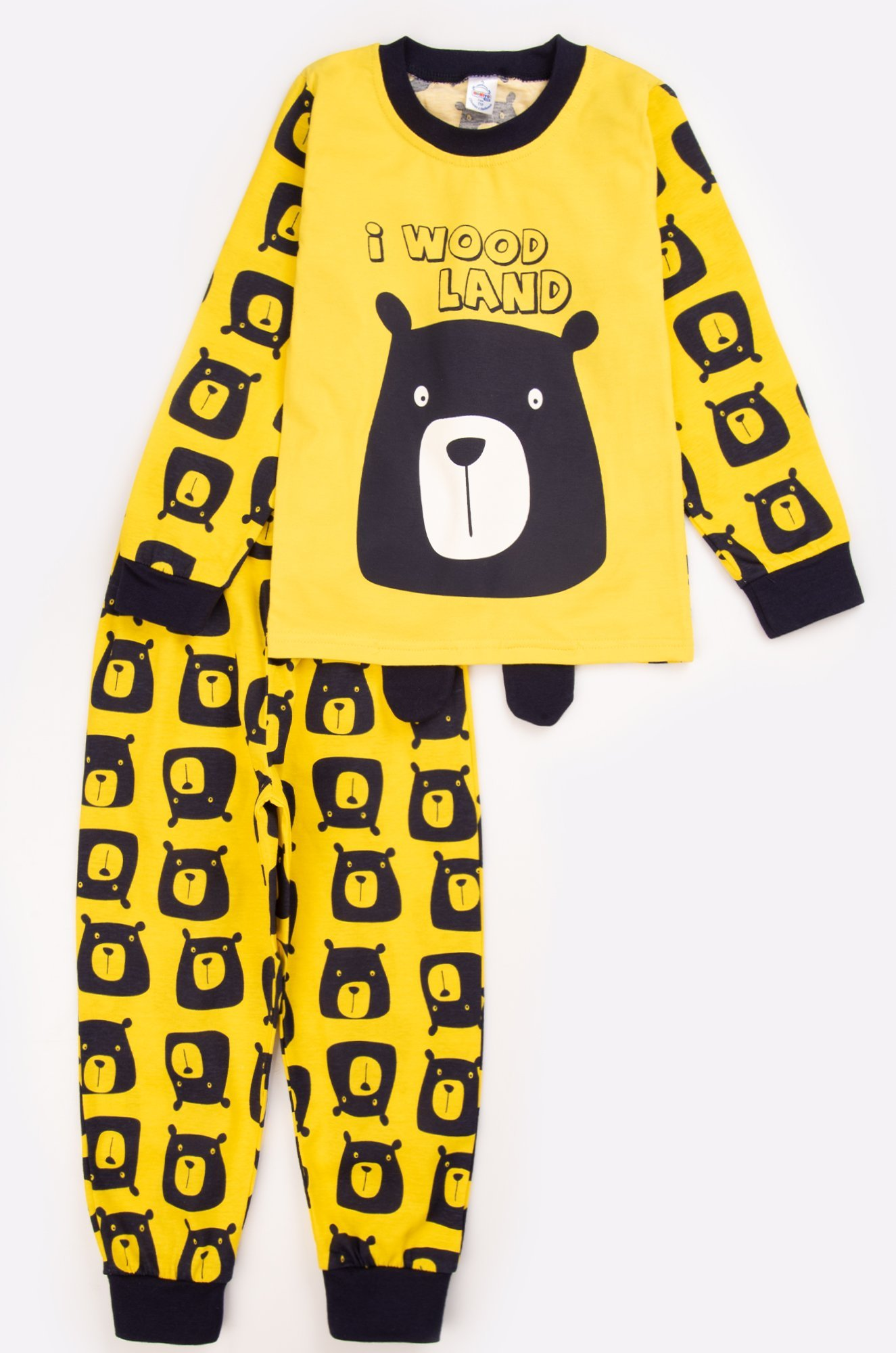 Bonito, Пижама для мальчика Bonito BK977PJ (527946339)