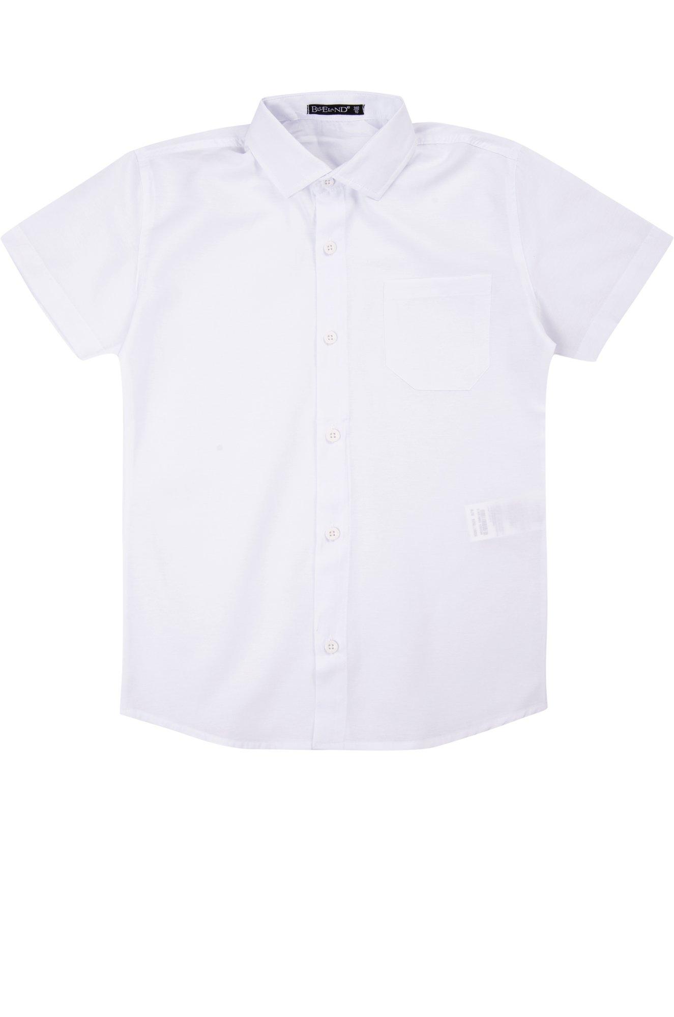 BLUELAND, Рубашка для мальчика BLUELAND BL10003 (134670545)
