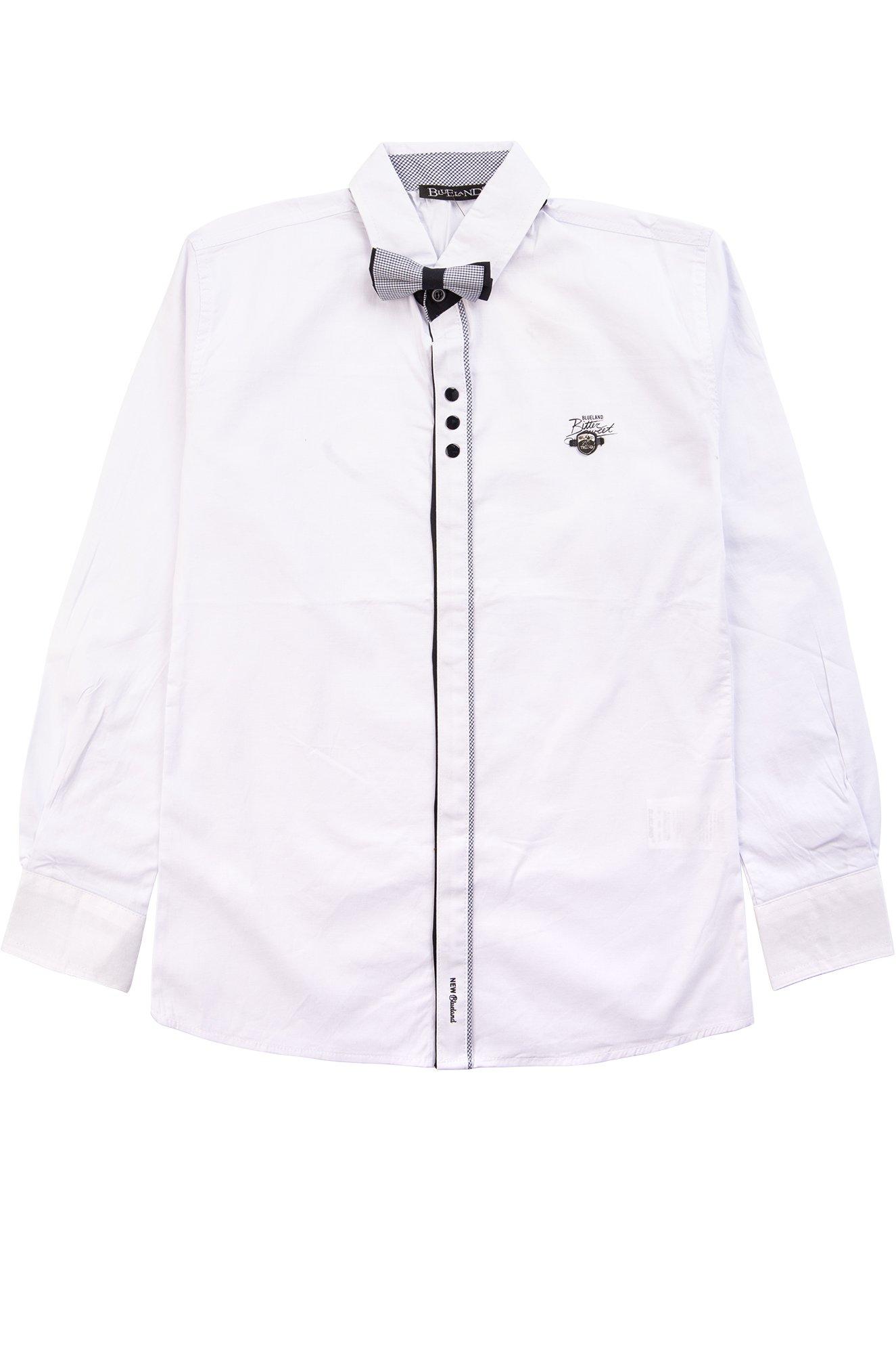 BLUELAND, Рубашка для мальчика BLUELAND BL10675 (961442516)