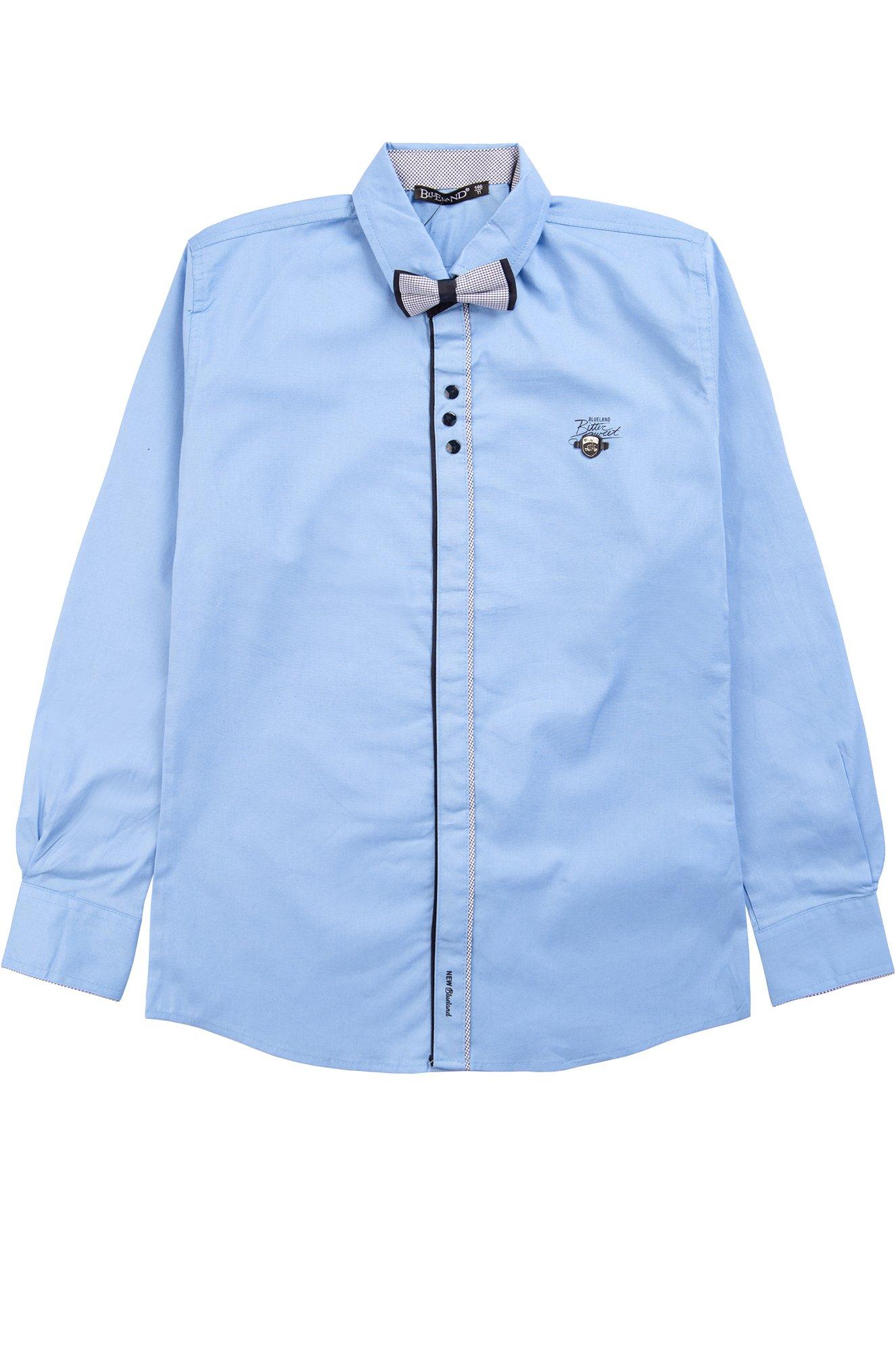 BLUELAND, Рубашка для мальчика BLUELAND BL10675 (0604641425)