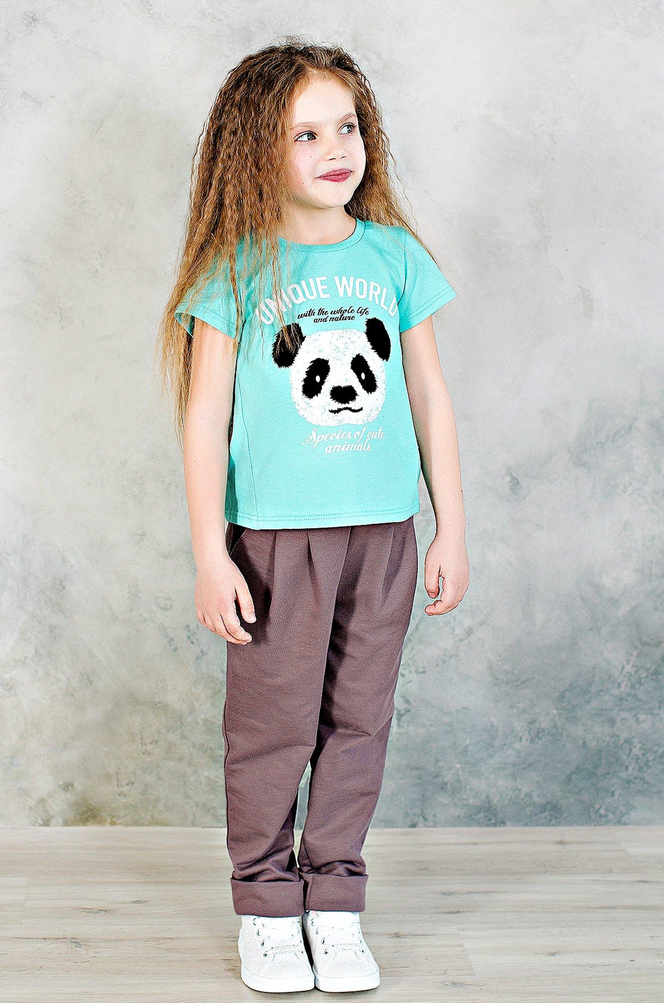 Футболка для девочки Bossa Nova