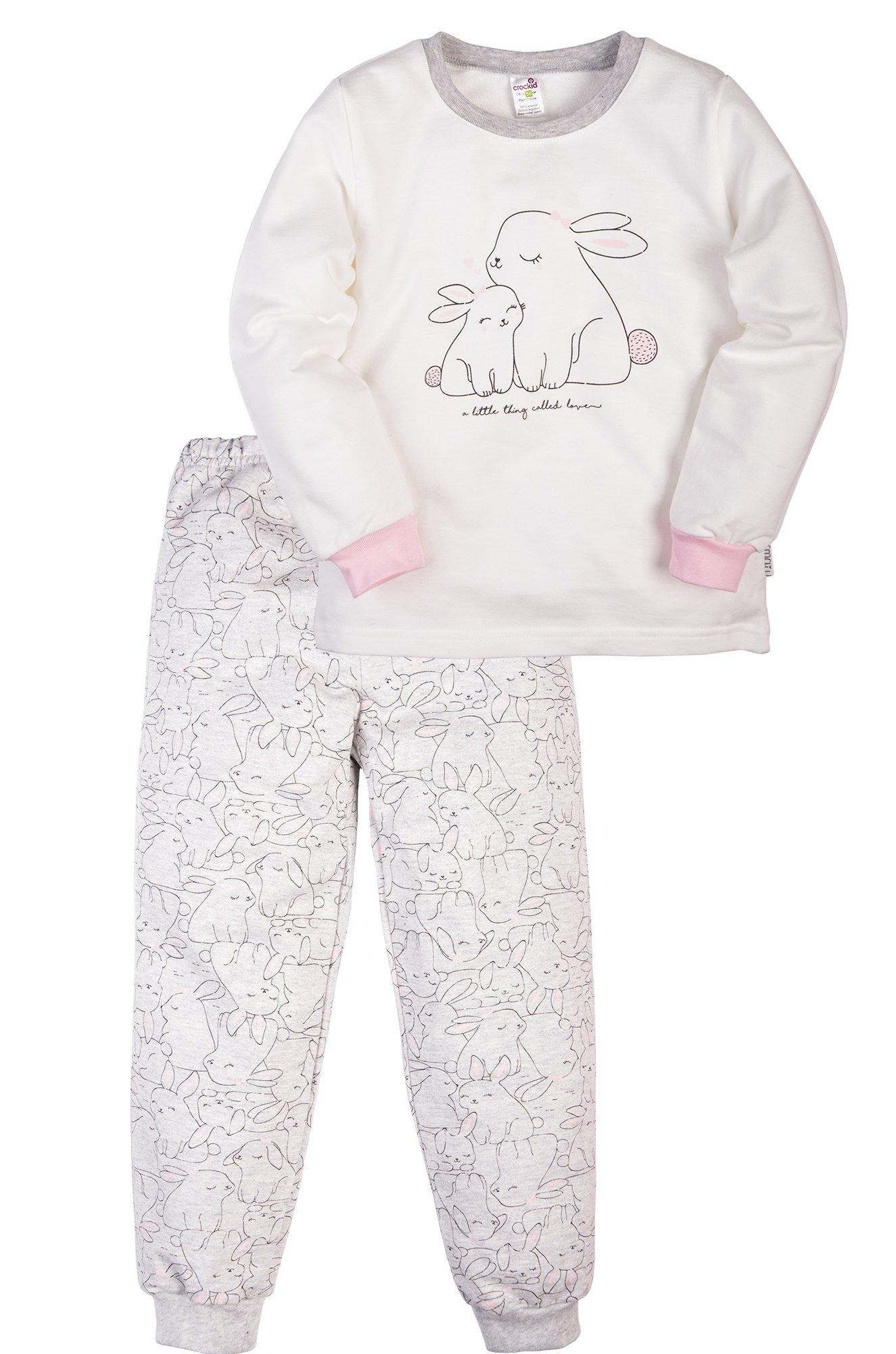 Пижама для девочки Crockid купить оптом в интернет-магазине Happywear.ru 6ea115626c82d