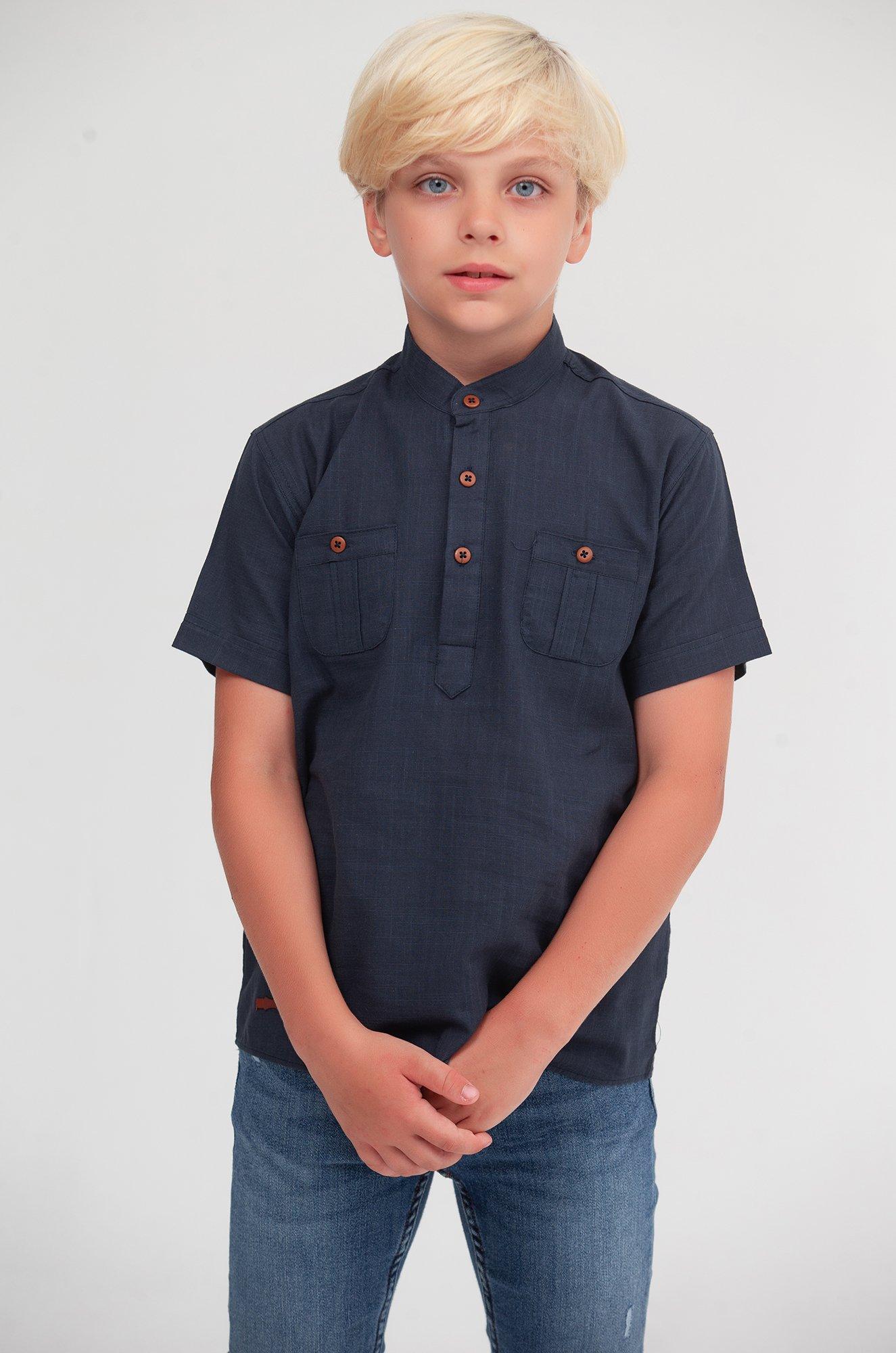 Happy Fox, Рубашка для мальчика Happy Fox HF35720 (1196196490)