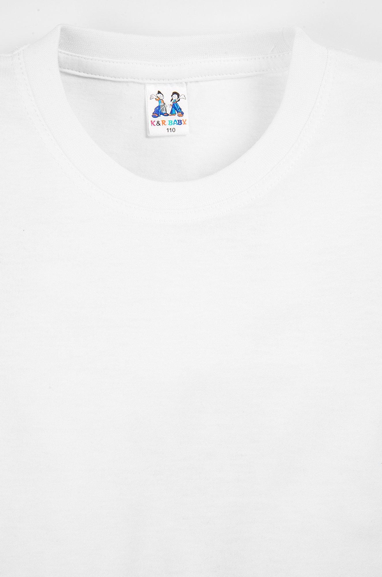 14542cae7cd Футболка детская K R BABY купить оптом в интернет-магазине Happywear.ru