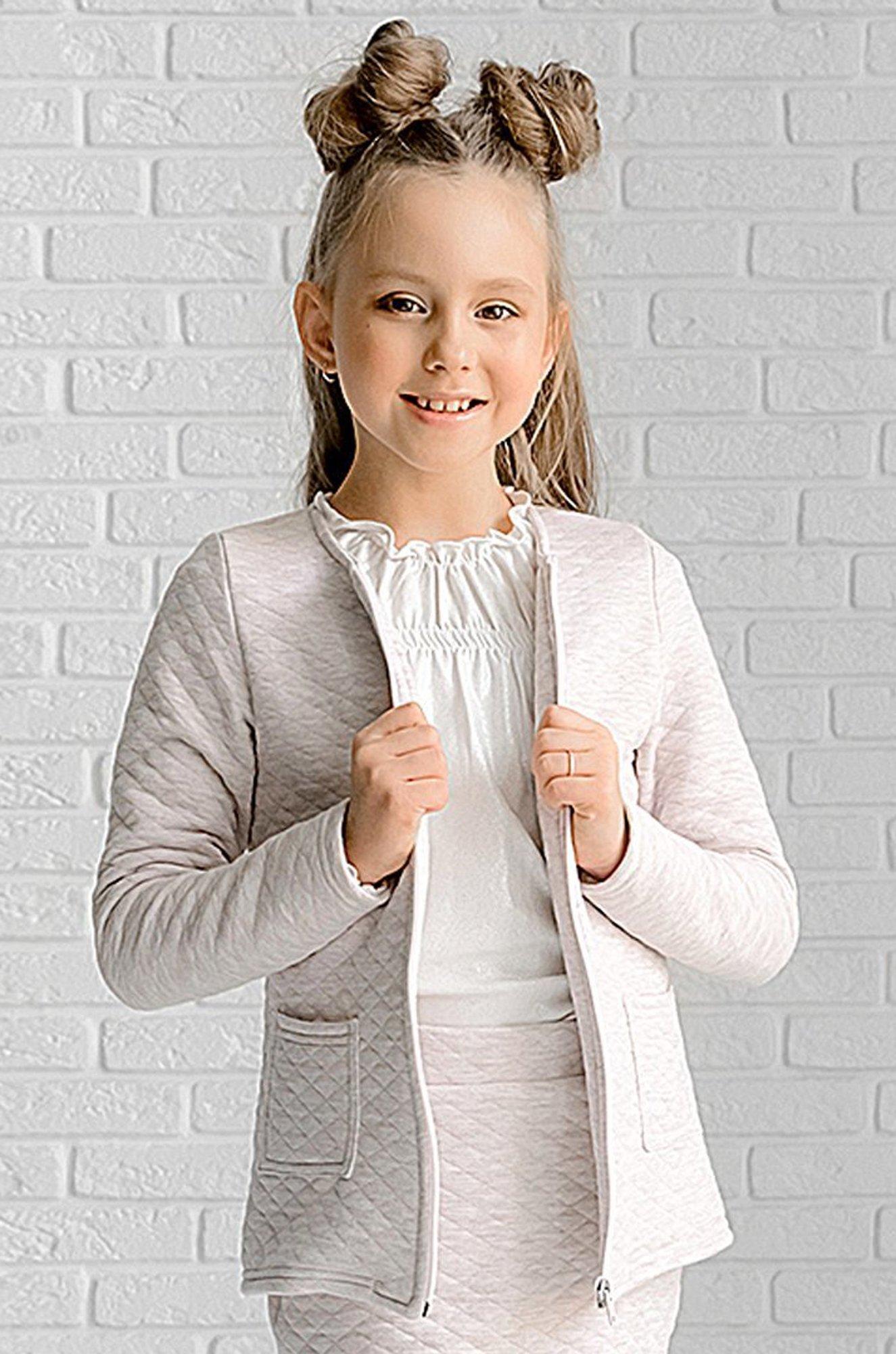 Пиджак для девочки Looklie