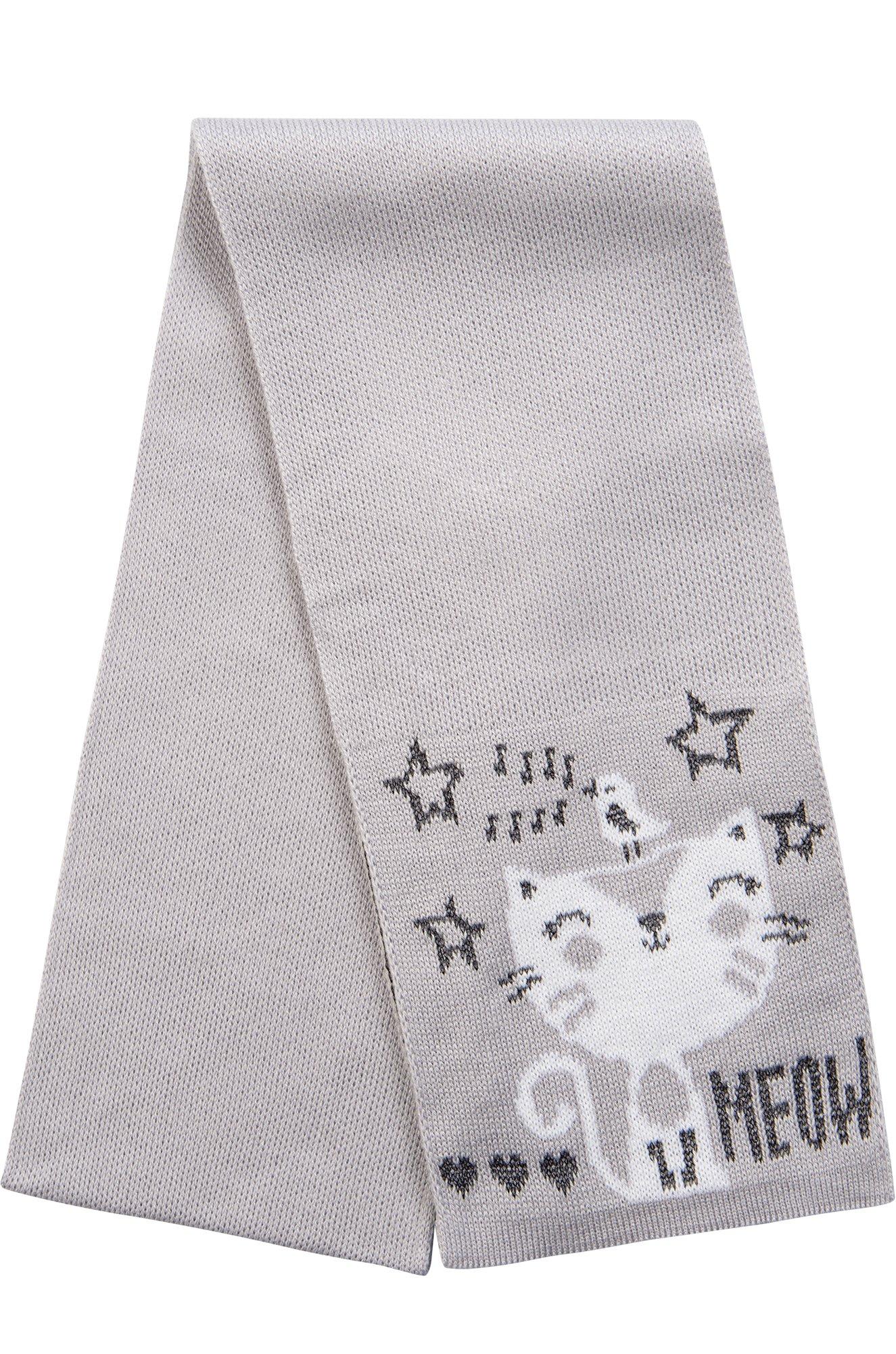 Мегашапка, Шарф для девочки Мегашапка MG12235 (1938643994)