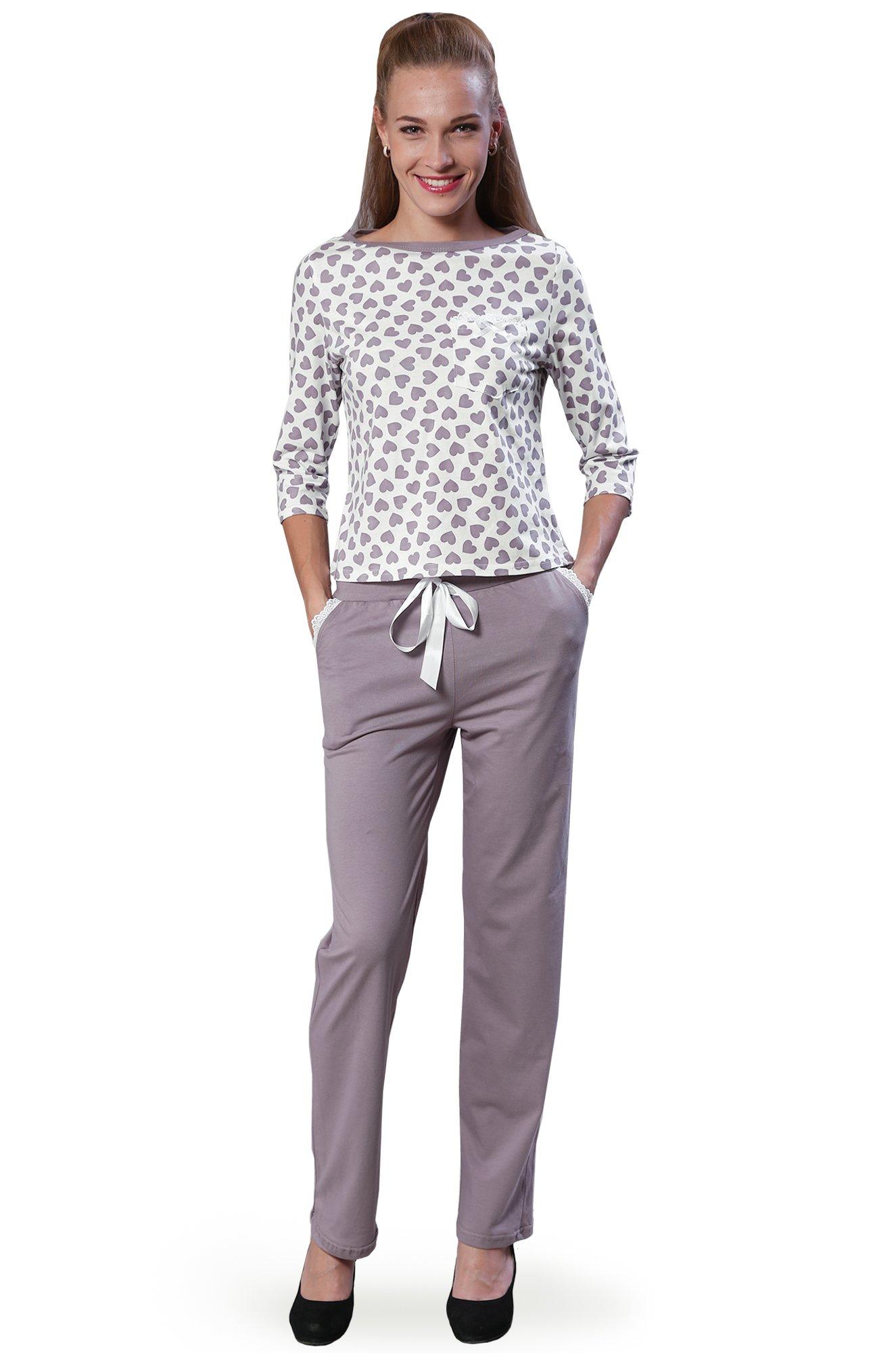Пижама Margo купить оптом в интернет-магазине Happywear.ru 73eb3dacd405f