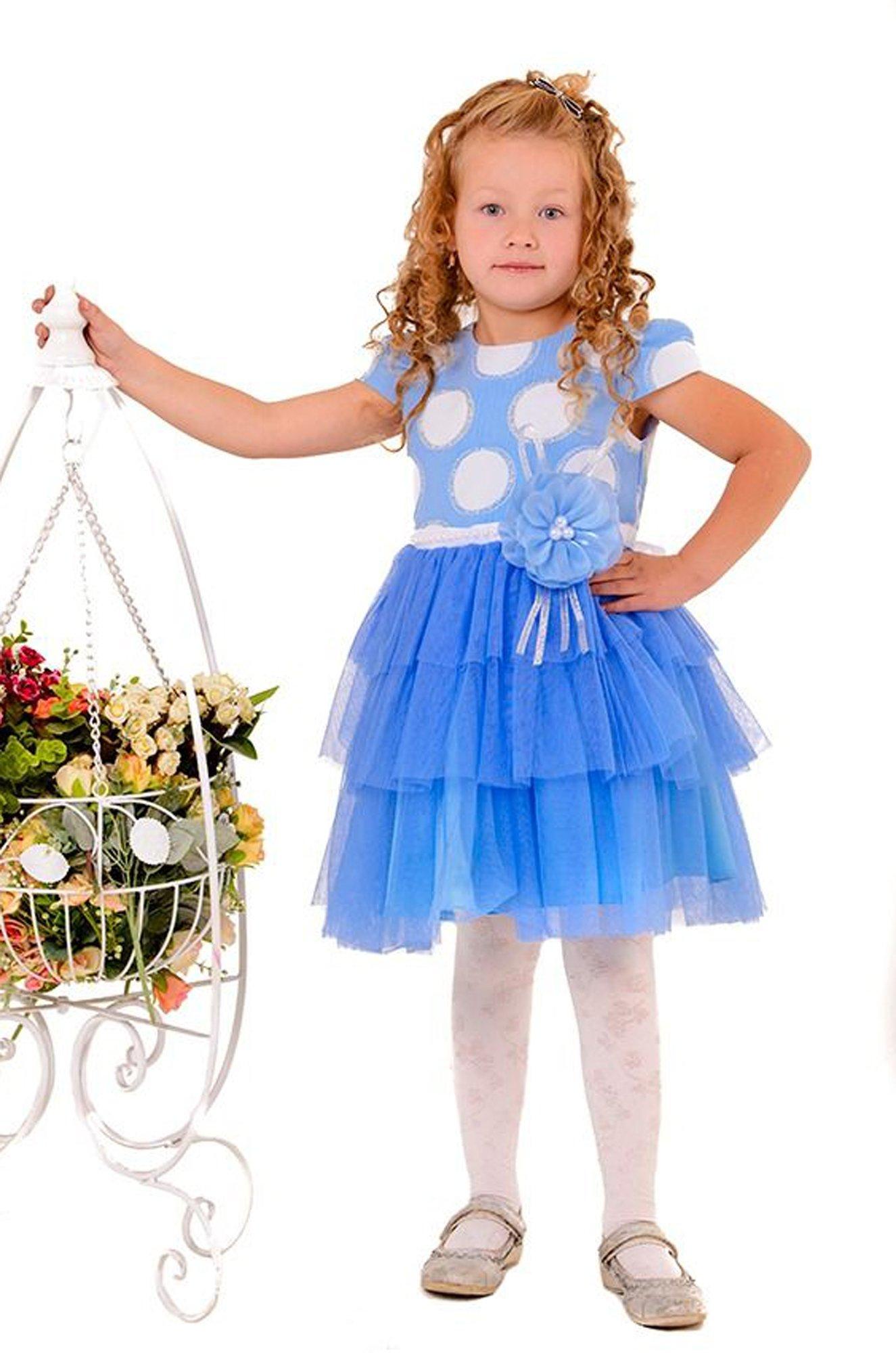 купить в брянске нарядные платья для девочек
