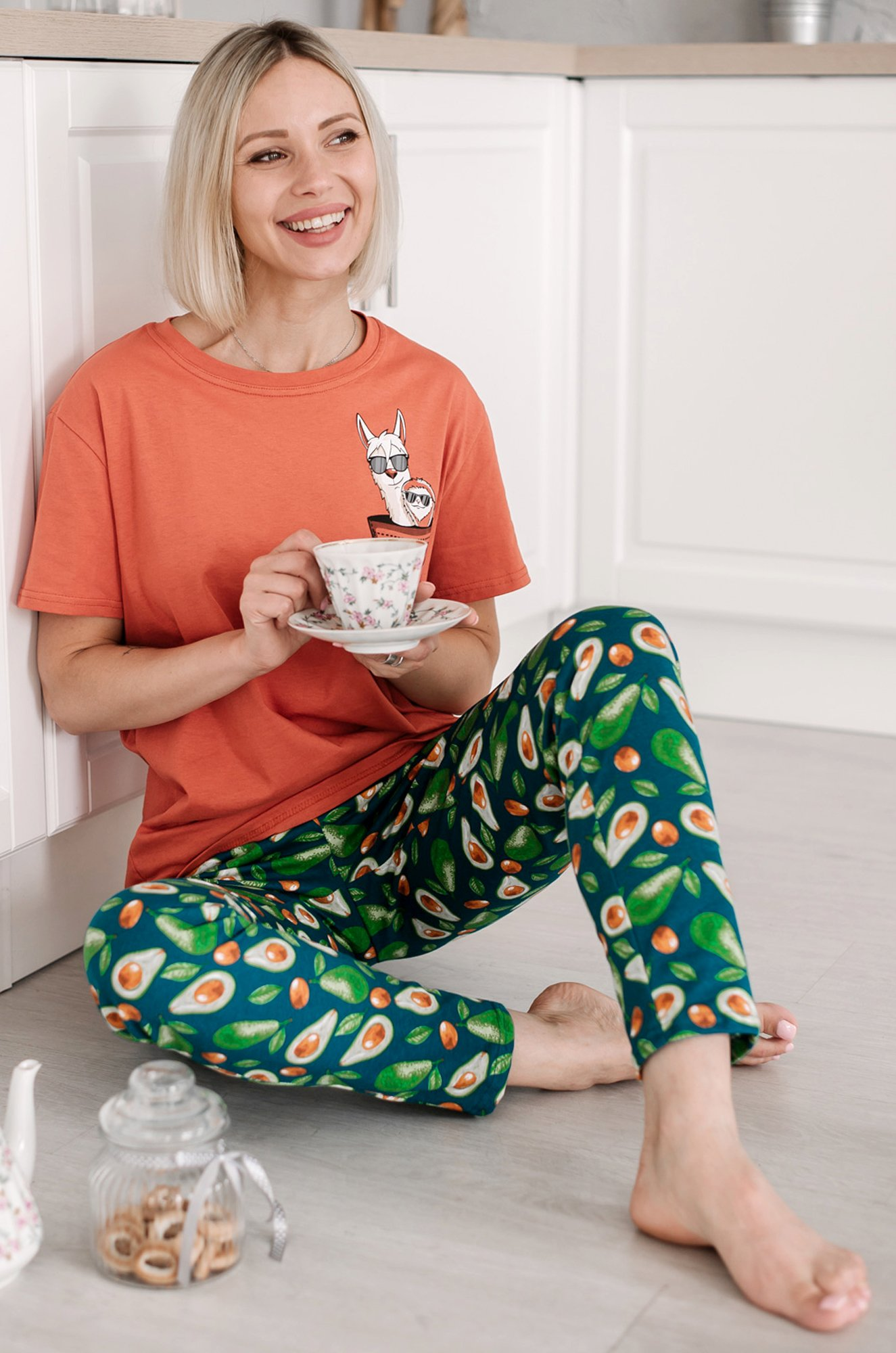 Неженка, Женская пижама NGGHP024 (01120220242)