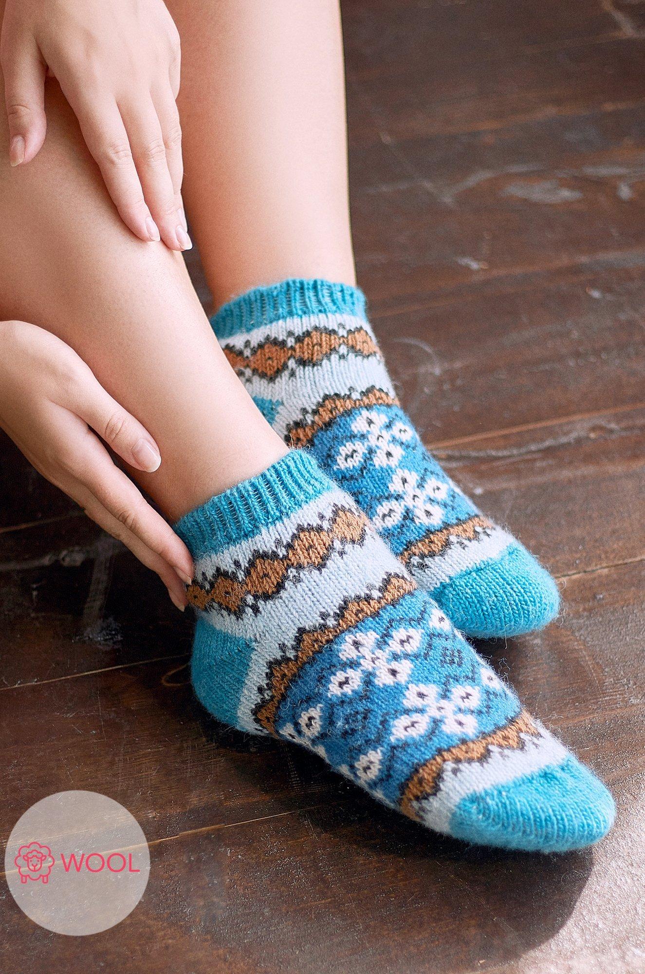 Бабушкины носки, Женские следки P6R2201 (2061074753)