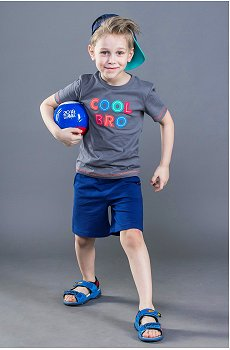 Футболка для мальчика Lets Go