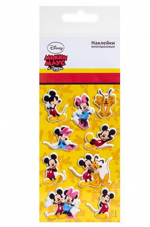 Наклейки декоративные Disney мультиколор