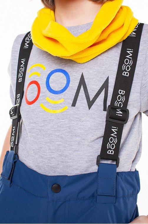 Полукомбинезон для мальчика BOOM т.синий