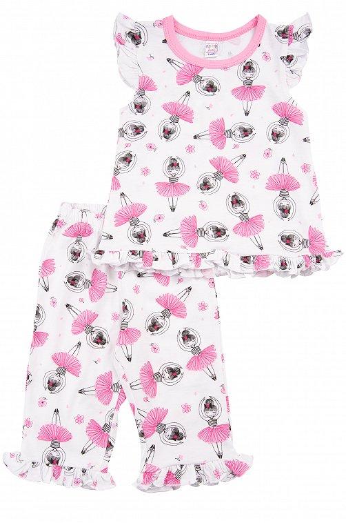 Пижама для девочки Bonito 6612781 мультиколор купить оптом в HappyWear.ru
