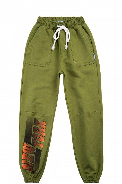 Брюки для мальчика Bonito 6612776 зеленый купить оптом в HappyWear.ru