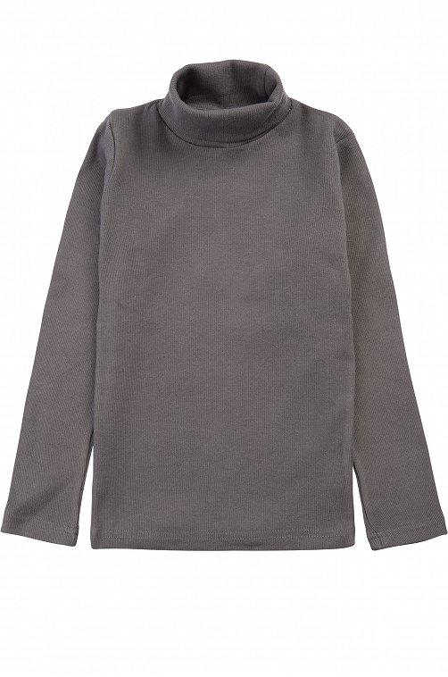 Водолазка для мальчика Bonito 6612575 серый купить оптом в HappyWear.ru