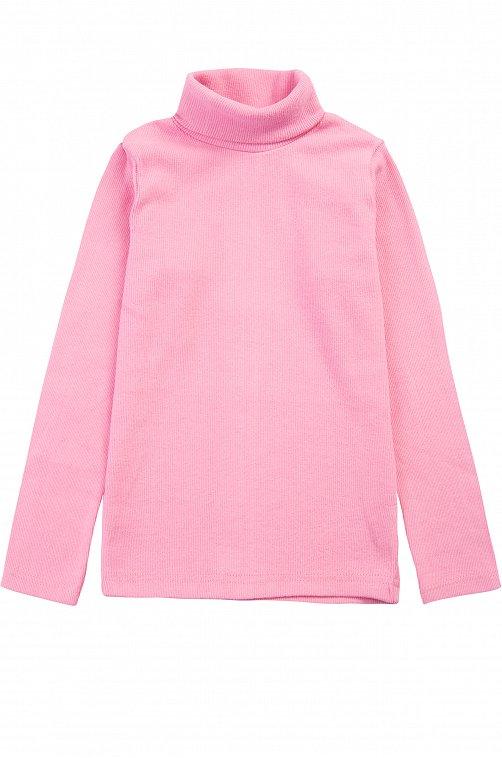 Водолазка для девочки Bonito 6612614 фиолетовый купить оптом в HappyWear.ru