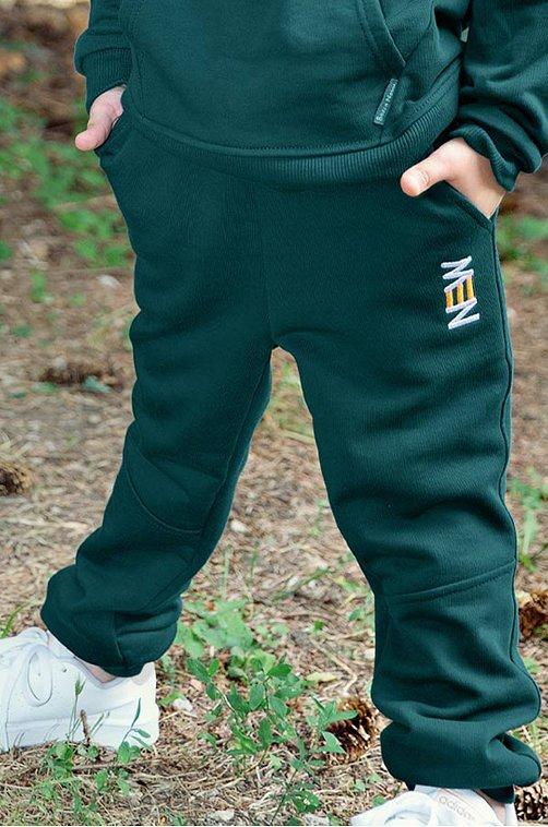 Брюки для мальчика Bossa Nova 6609349 зеленый купить оптом в HappyWear.ru
