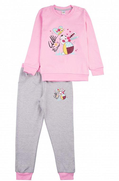 Костюм для девочки Baby Style 6613331 мультиколор купить оптом в HappyWear.ru