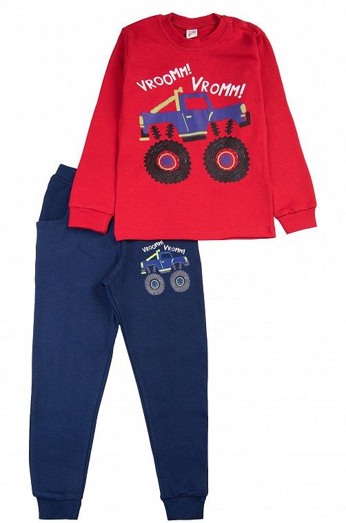 Костюм для мальчика Baby Style 6613341 мультиколор купить оптом в HappyWear.ru