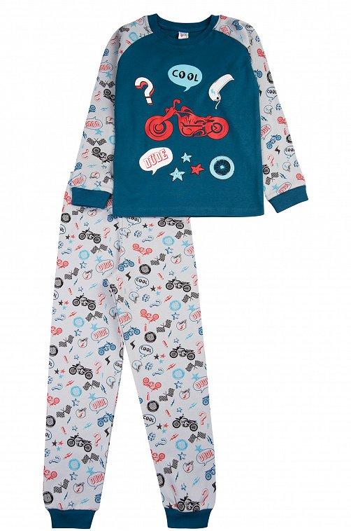 Пижама для мальчика Baby Style 6613508 мультиколор купить оптом в HappyWear.ru