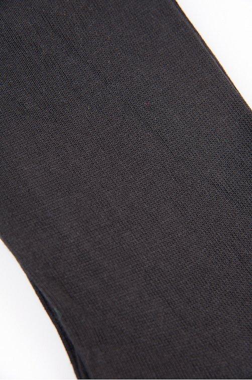 Хлопковые легкие мужские носки упаковка 12 пар Carabelli черный