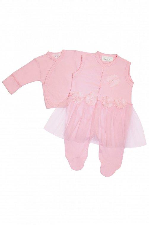Костюм для девочки Жанэт розовый