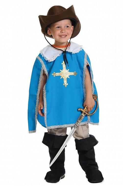 Костюм для мальчика Карнавалoff 6547053 голубой купить оптом в HappyWear.ru