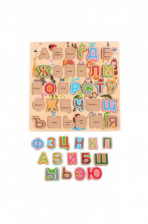 Алфавит Lucy&Leo мультиколор