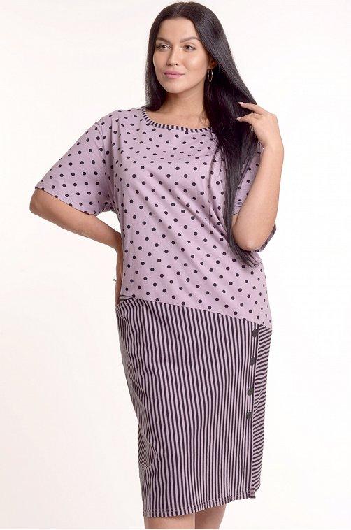 Платье женское Modellini фиолетовый