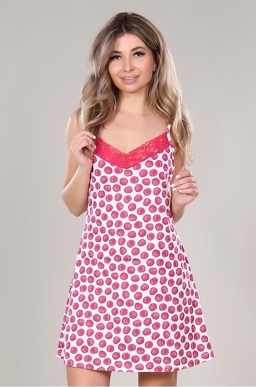 Сорочка женская Модный Дом 6629903 мультиколор купить оптом в HappyWear.ru