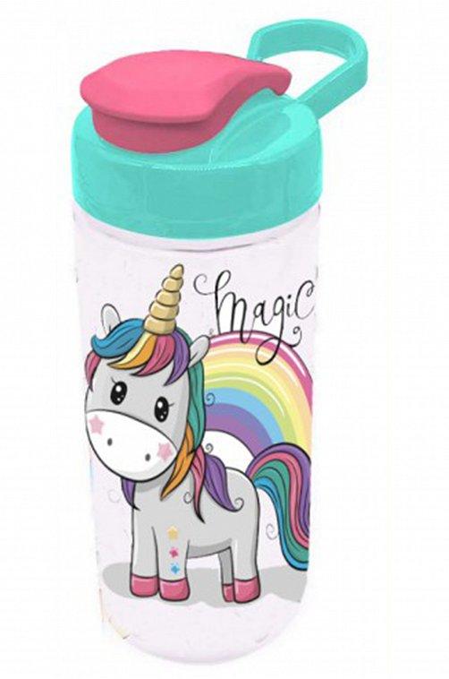Бутылка детская с держателем МФК 6613208 мультиколор купить оптом в HappyWear.ru