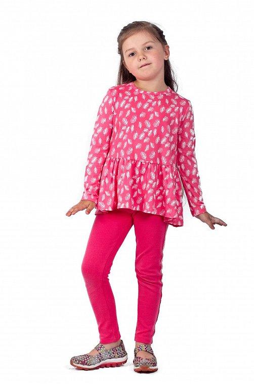 Туника для девочки TREND 6631390 розовый купить оптом в HappyWear.ru