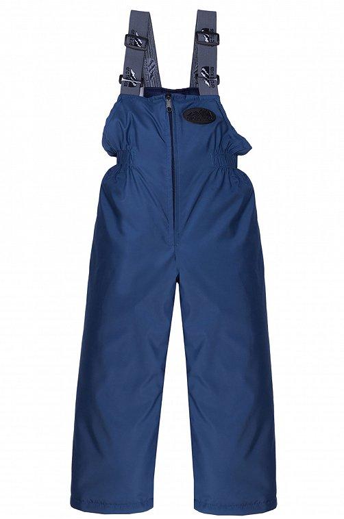 Полукомбинезон для мальчика Arctic kids 6604057 синий купить оптом в HappyWear.ru